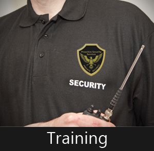 Proactive Security Services Training